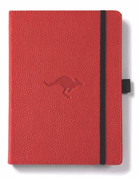 Bild på Dingbats* Wildlife A5+ Red Kangaroo Notebook - Lined