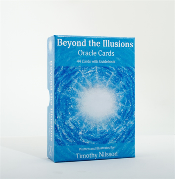 Bild på Beyond The Illusions Oracle Cards : 44 Cards with Guidebook