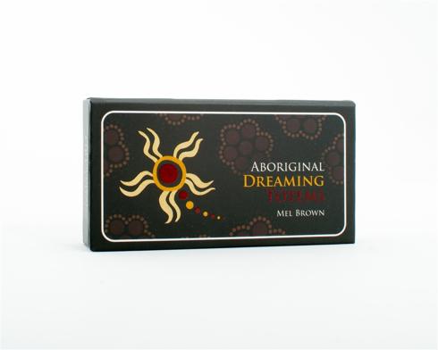 Bild på Aboriginal Dreaming Totems Mini Inspiration Cards