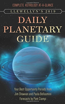 Bild på Llewellyns 2019 daily planetary guide - complete astrology at-a-glance