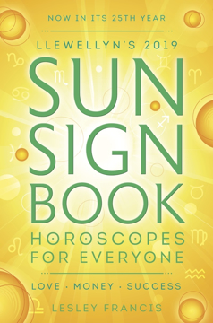 Bild på Llewellyns 2019 sun sign book - horoscopes for everyone