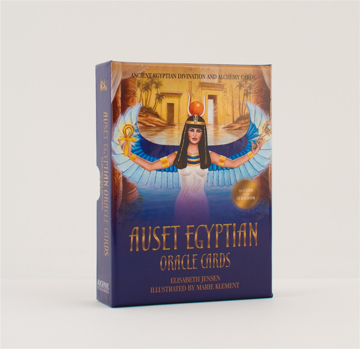 Bild på Auset Egyptian Oracle Cards
