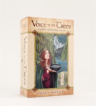 Bild på Voice of the Trees : A Celtic Divination Oracle