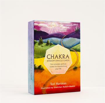 Bild på Chakra Wisdom Oracle Cards