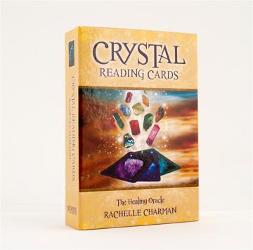 Bild på Crystal Reading Cards : The Healing Oracle