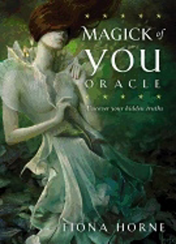 Bild på Magick Of You Oracle : Uncover Your Hidden Truths