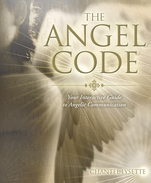 Bild på The Angel Code: Your Interactive Guide to Angelic Communication