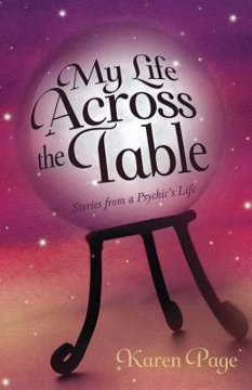 Bild på My life across the table - stories from a psychics life