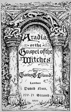 Bild på Aradia: Or The Gospel Of The Witches