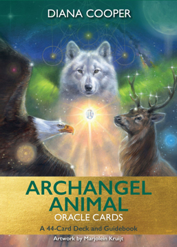 Bild på Archangel Animal Oracle Cards