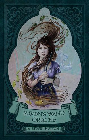Bild på Raven's Wand Oracle