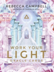 Bild på Work Your Light Oracle Cards
