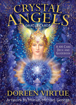 Bild på Crystal Angels Oracle Cards