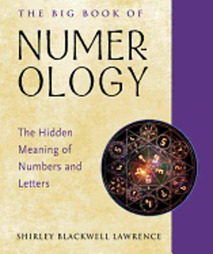 Bild på BIG BOOK OF NUMEROLOGY