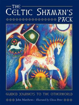 Bild på Celtic shamans pack - journeys on the shamans path