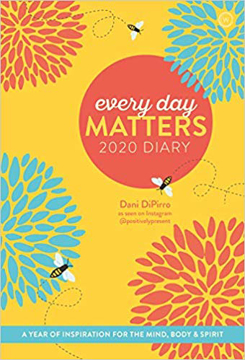 Bild på Every Day Matters 2020 Pocket Diary: A Year of Inspiration for the Mind, Body and Spirit