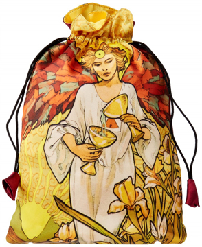 Bild på ART NOUVEAU TAROT BAG BT62