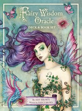 Bild på Fairy Wisdom Oracle Deck and Book Set
