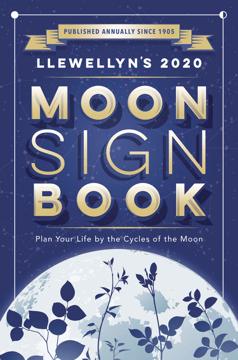 Bild på Llewellyn's 2020 Moon Sign Book