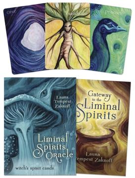 Bild på Liminal Spirits Oracle