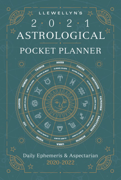 Bild på Llewellyn's 2021 Astrological Pocket Planner