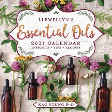 Bild på Llewellyn's 2021 Essential Oils Calendar