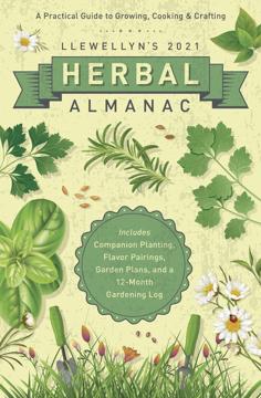 Bild på Llewellyn's 2021 Herbal Almanac