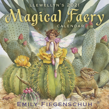 Bild på Llewellyn's 2021 Magical Faery Calendar