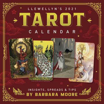 Bild på Llewellyn's 2021 Tarot Calendar