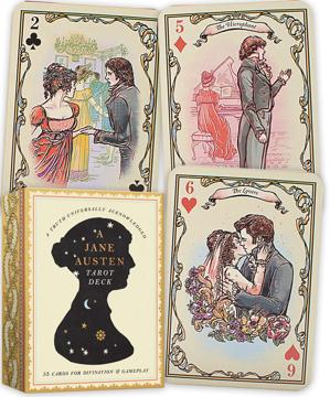 Bild på A Jane Austen Tarot Deck