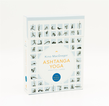 Bild på Ashtanga Yoga Practice Cards