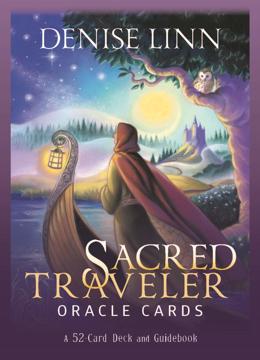 Sacred Traveler Oracle Cards
