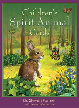 Bild på Children's Spirit Animal Cards