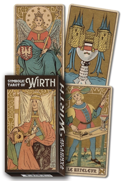 Bild på Symbolic Tarot of Wirth