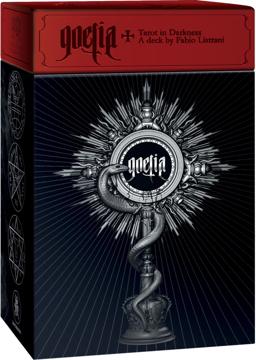 Bild på Goetia Tarot in Darkness (boxed)