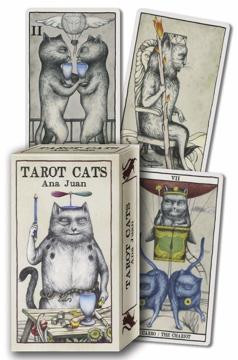 Bild på Tarot Cats