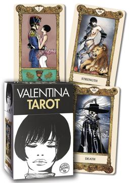 Bild på Valentina Tarot (boxed)