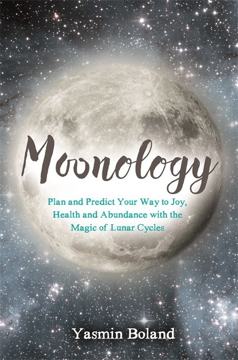 Bild på Moonology - working with the magic of lunar cycles